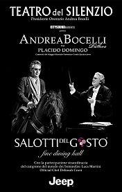 Salotti Del Gusto 2019.Andrea Bocelli Il 20 Luglio A Lajatico Nove Da Firenze