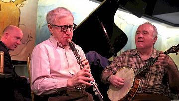 Woody Allen & Eddie Davis New Orleans Jazz Band