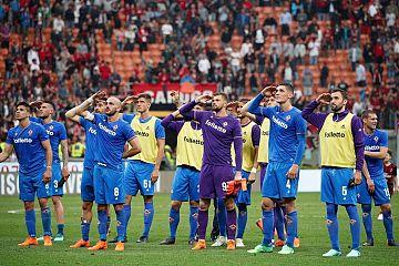 Allenamento Fiorentina saldi