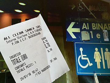 Toilette Da Bagno : Santa maria novella toilette a pagamento quanto costa andare al