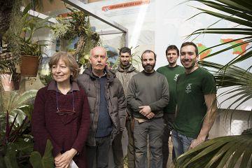 Giardino botanico tropicale dell istituto agronomico per l