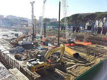 Stazione Tav di Firenze, i lavori nei cantieri riprendono a fine ...